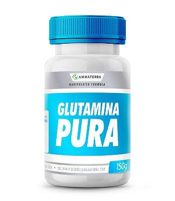 Glutamina Pura 150gr Sabores, (Redução da inflamação,e estímulo do crescimento dos músculos, AUMENTO DE IMUNIDADE)