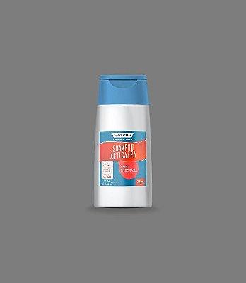 Shampoo Anticaspa 120ml, (Atua diretamente no tratamento da caspa e ainda mantém o cabelo macio e um couro saudável)