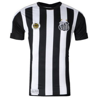 Camisa Santos Jogo II 2017 Kappa Infantil