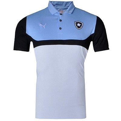 Camisa Polo Botafogo Viagem I 2014 Puma Masculina