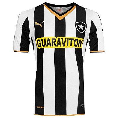 Camisa Botafogo Jogo I 2014 Puma Juvenil