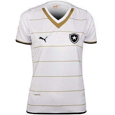 0265e8f1ff Camisa Botafogo Jogo II 2014 Puma Feminina