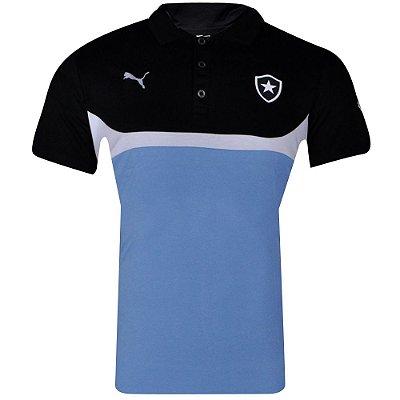 Camisa Polo Botafogo Viagem II 2014 Puma