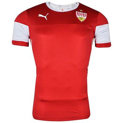 Camisa Styttgar Treino 2014 Puma Masculina