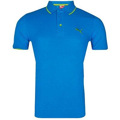 Camisa Polo Casual Funs 2014 Puma Masculina