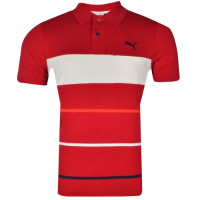 Camisa Polo Casual Fan 2014 Puma Masculina