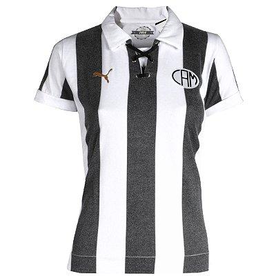 Camisa Atlético Feminino Retro 1914 Puma