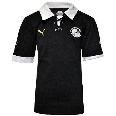 Camisa Atlético Retrô 1916 Puma Juvenil