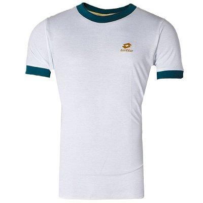 Camisa Retrô Gola Careca II 2011 Lotto Masculina