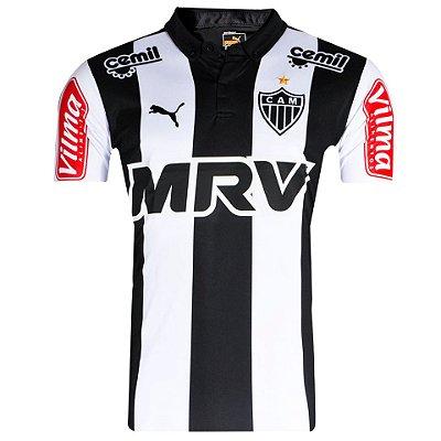 Camisa Atlético Jogo I 2015 Puma Masculina