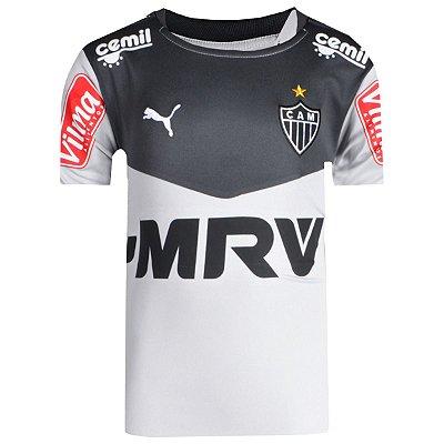 Camisa Atlético Goleiro II 2015 Puma Juvenil