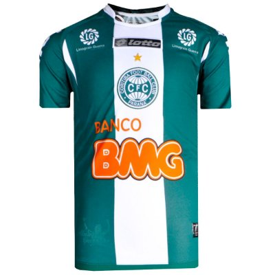 Camisa Coritiba Jogo II 2011 Lotto Juvenil