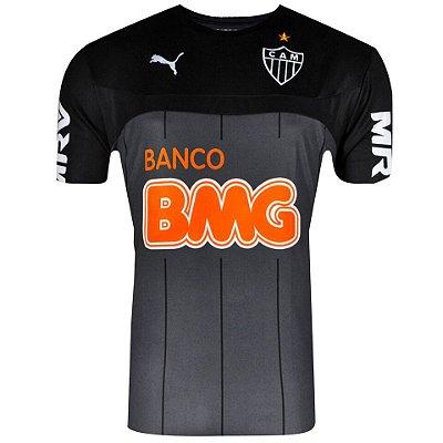 Camisa Atlético Treino 2014 Puma Plus Size