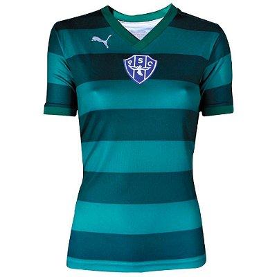 Camisa Paysandu Comemorativa 2015 Puma Feminina