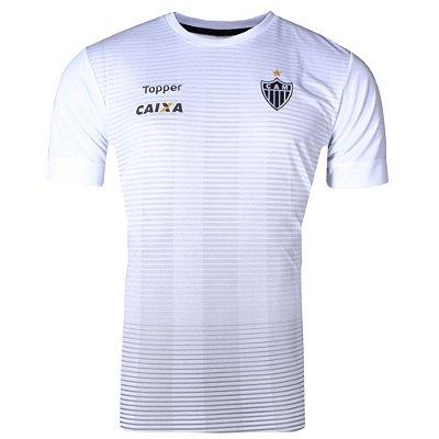 Camisa Atlético Concentração Comissão Técnica 2017 Topper