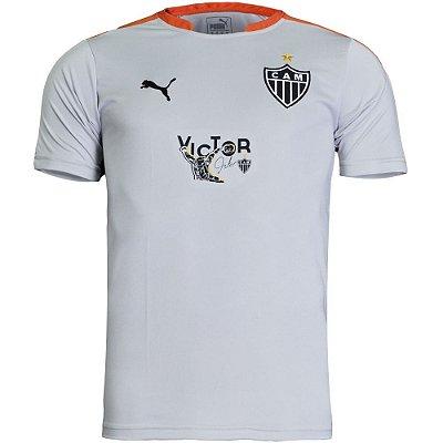 Camisa Atlético Goleiro Victor 2015 Puma