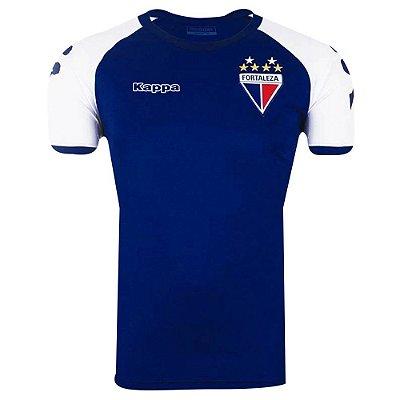 Camisa Fortaleza Concentração 2015 Kappa Masculina