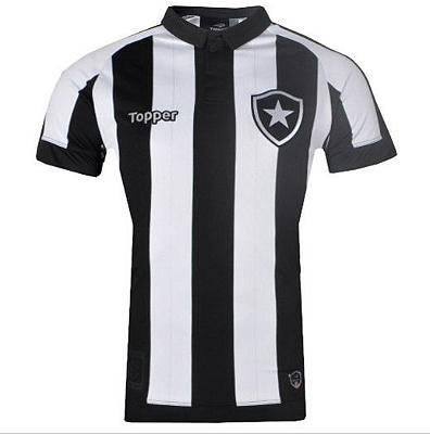 Camisa Botafogo Jogo I 2017 Topper Masculina