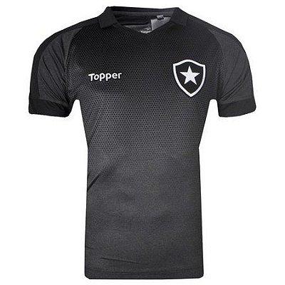 Camisa Botafogo Jogo II 2017 Juvenil