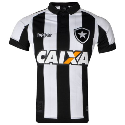 Camisa Botafogo Jogo I 2017 C/Patrocinio Topper Masculina