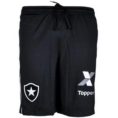 Calção Botafogo I 2018 Topper Masculina