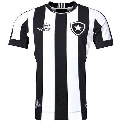 Camisa Botafogo Jogo I 2016 Topper Masculina