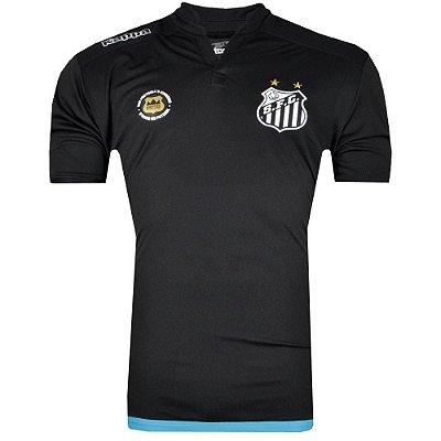 Camisa Santos Goleiro I Official 2016 Kappa Masculina