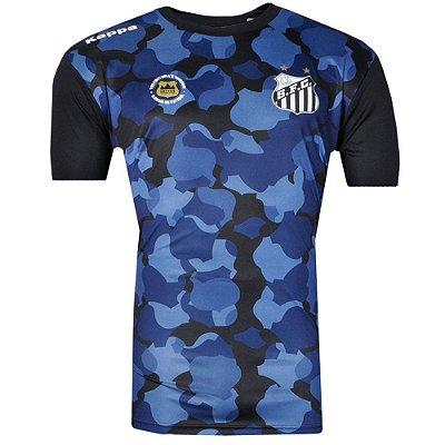 Camisa Santos Pré Match 2016 Masculina
