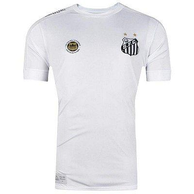 Camisa Santos Jogo I Official 2017 Kappa Masculina