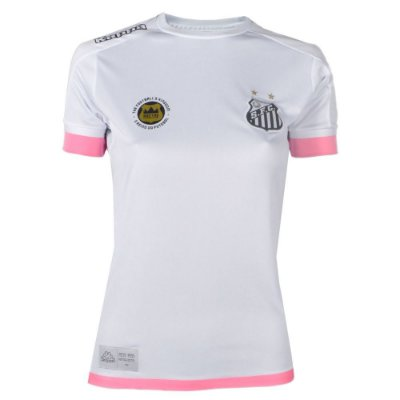 bef6c90276 Camisa Santos Jogo I Torcedor 2016 Kappa Feminina