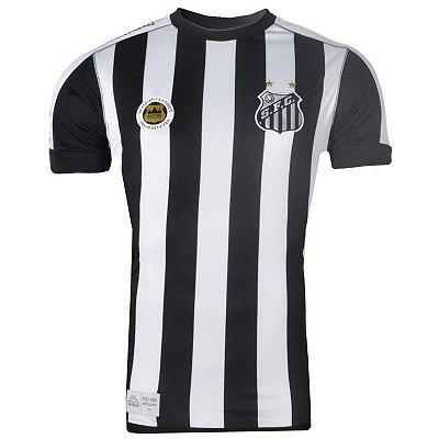 Camisa Santos Jogo II Official 2017 Kappa Masculina d8430f080d934