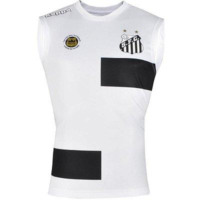 Camisa Regata Santos 2017 Treino Masculina