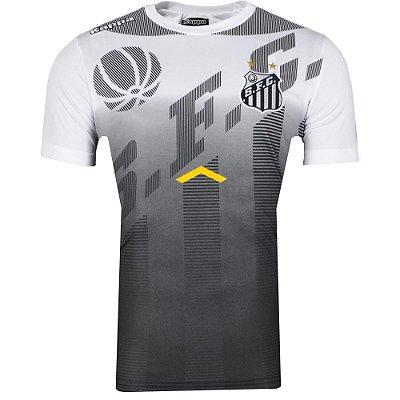 Camisa Santos Comissão Técnica 2017 Kappa Masculina