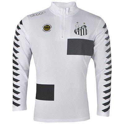 Camisa Santos Treino 2016 Kappa Masculina  577edbfc31b23
