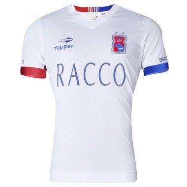 Camisa Parana Jogo I 2016 N10 Topper Juvenil