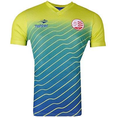 Camisa Náutico Goleiro Treino 2016 Topper Masculina