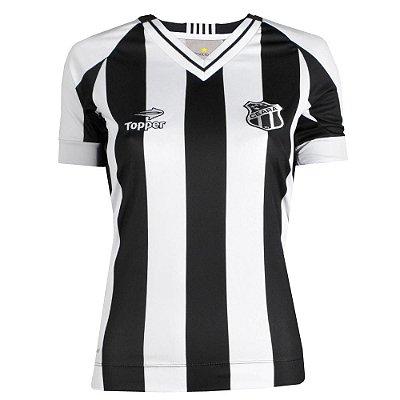 Camisa Ceará Jogo I 2016 Topper Feminina