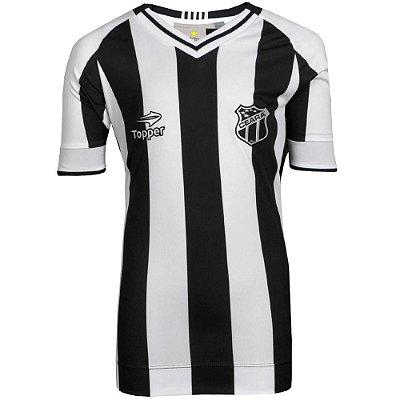 Camisa Ceará Jogo I 2016 N10 Topper Juvenil
