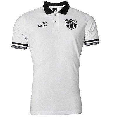 Camisa Pólo Ceará Viagem 2016 Topper Masculina