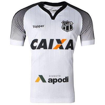 Camisa Ceará Jogo II 2017 N10 Topper Masculina