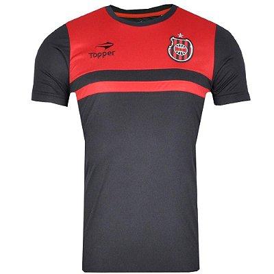 Camisa Brasil de Pelotas Concentração 2016 Topper Masculina