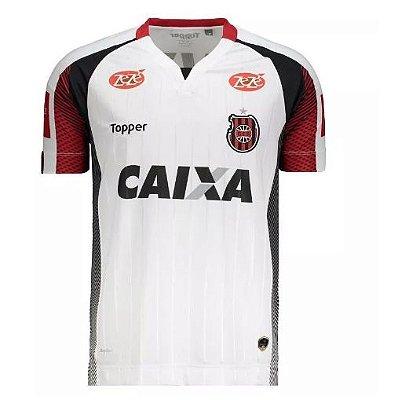Camisa Brasil de Pelotas Jogo II 2017 Topper Masculina