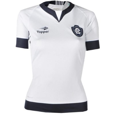 23a460b967 Camisa Remo Jogo II Feminina S Número 2016 Topper Feminina