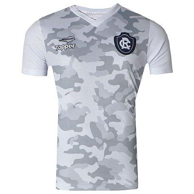 Camisa Remo Treino Atleta 2017 Topper Masculina
