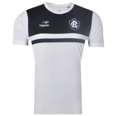 Camisa Remo Concentração Atleta 2016 Topper Masculina