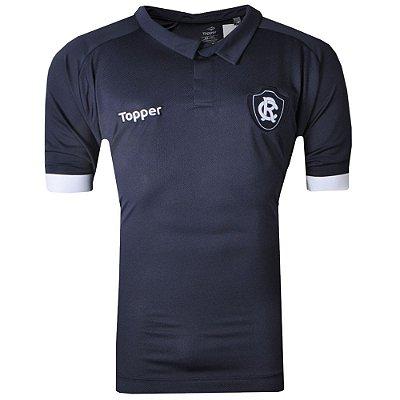 Camisa Remo Jogo I S/Número Plus Size 2017 Topper Masculina
