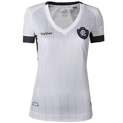 Camisa Remo Jogo II 2017 Topper Feminina