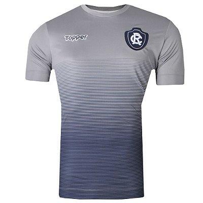 Camisa Remo Concentração Comissão Técnica 2017 Topper Masculina