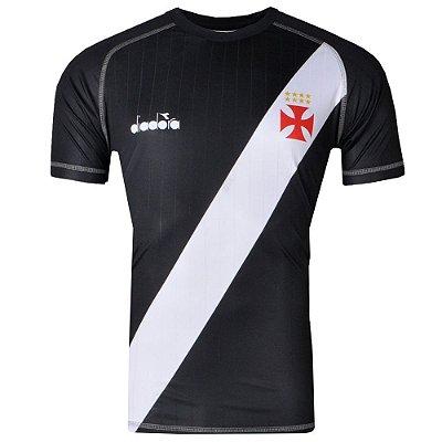 Camisa Vasco Jogo I 2018 Torcedor Diadora Masculina 59acd15105fba