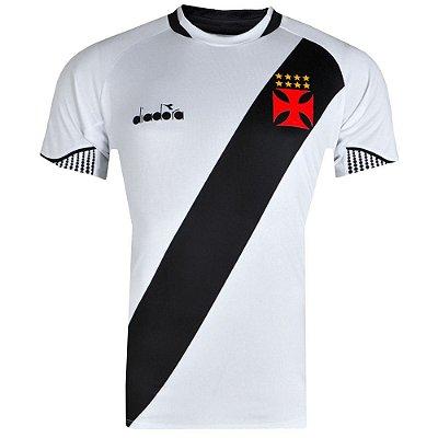 Camisa Vasco II 2018 Diadora Juvenil